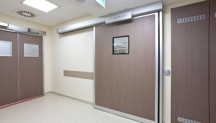 hermatik otomatık kapı