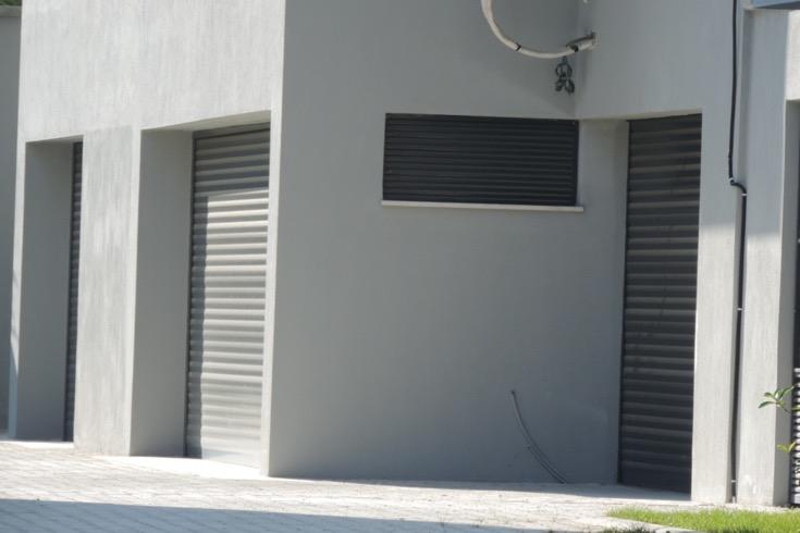 sarmal garaj kapısı